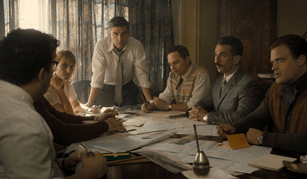 OPERATION FINALE (2018) Movie Trailer: Oscar Isaac Hunts Nazi War Criminal Adolf Eichmann
